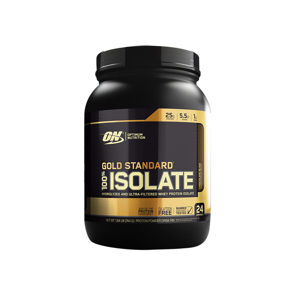 Optimum Nutrition Gold Standard 100% Isolate 0,72 kg