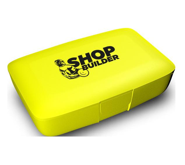 ShopBuilder Shop Builder Kapszulatartó