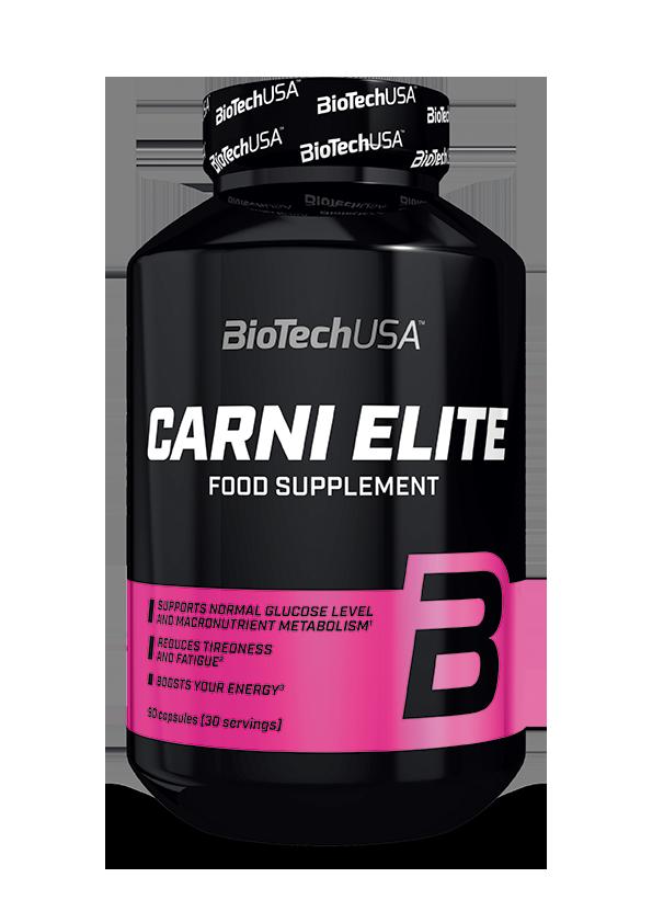 BioTech USA Carni Elite 90 kap.