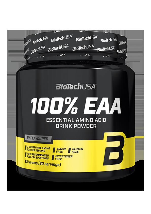 BioTech USA 100% EAA 231 gr.