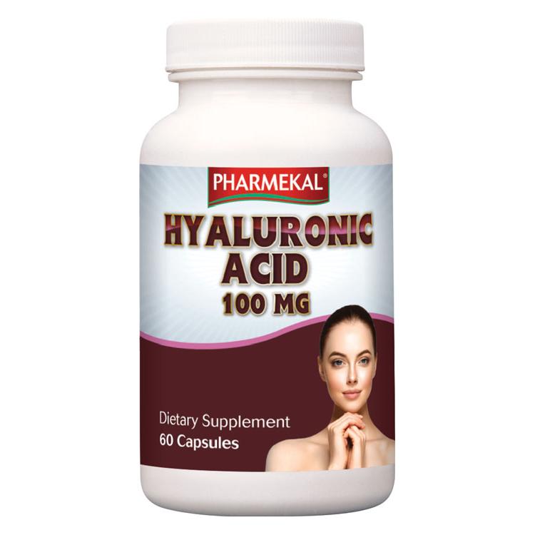 Pharmekal Hyaluronic Acid 60 kap.