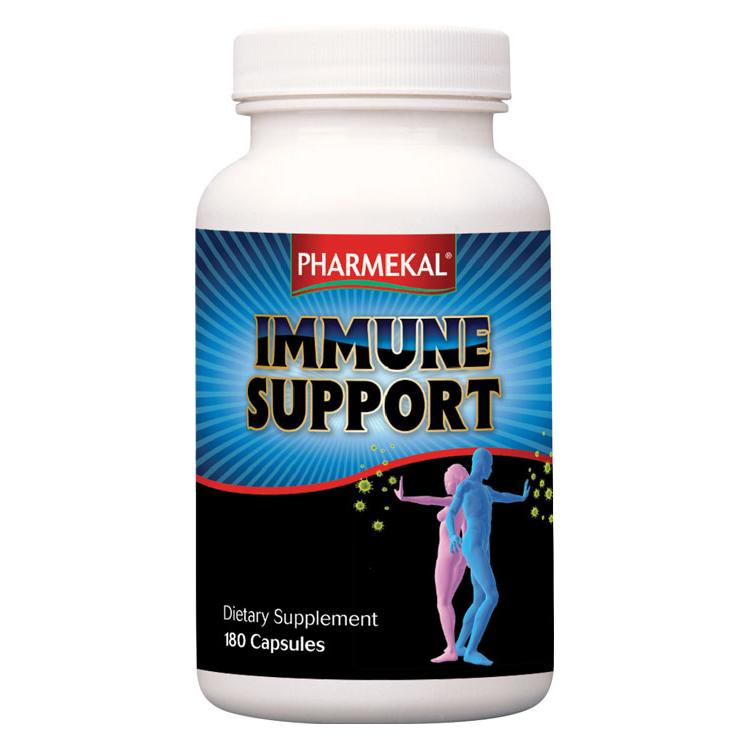 Pharmekal Immune Support 180 kap.