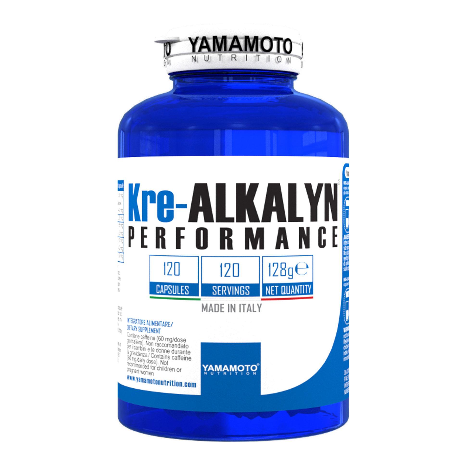 Yamamoto Kre-Alkalyn Performance 120 kap.
