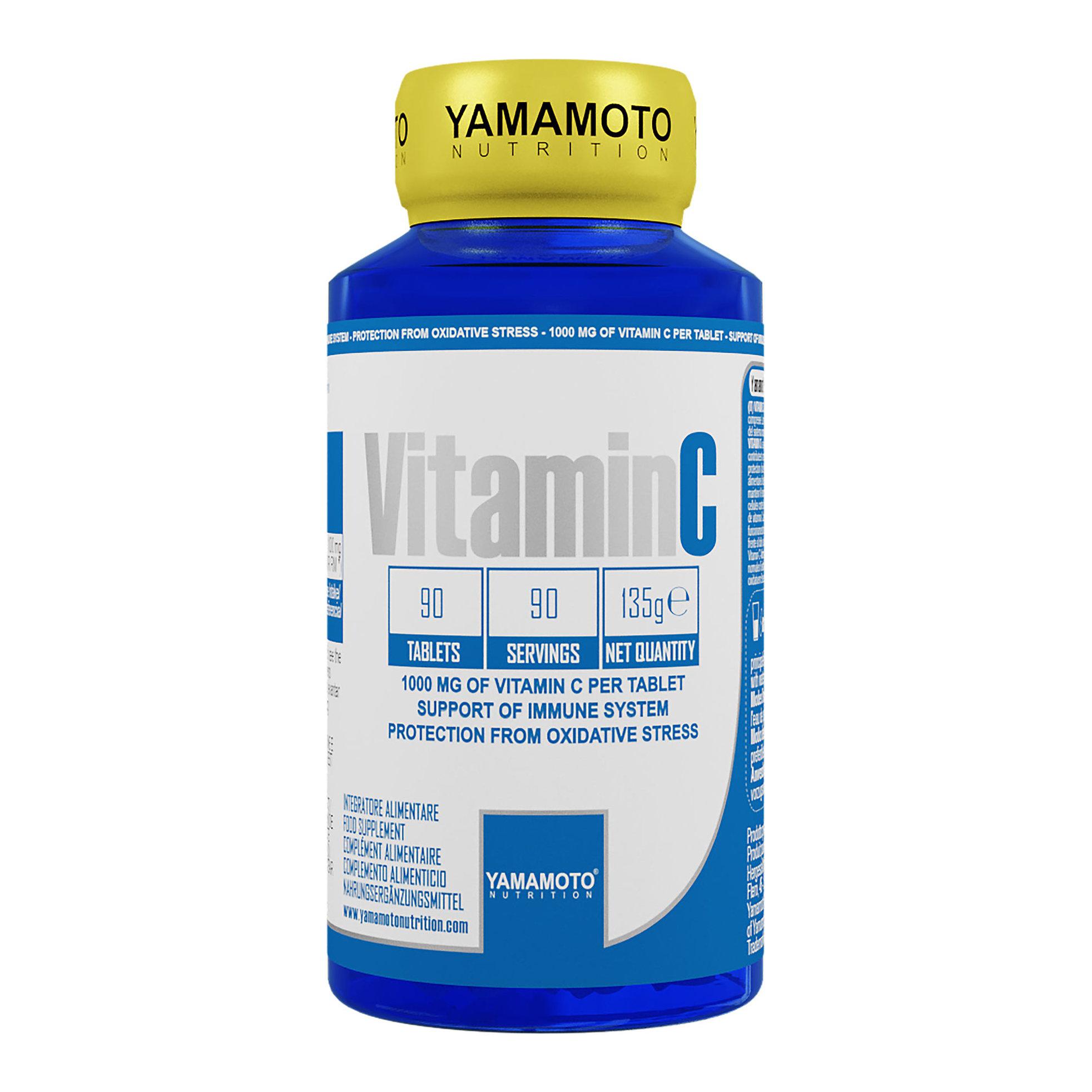 Yamamoto Vitamin C 90 tab.