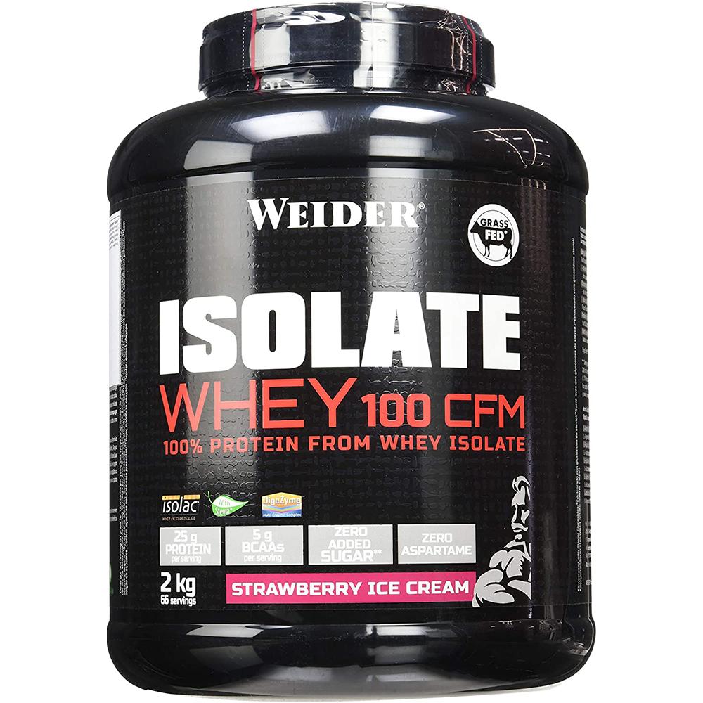 Weider Nutrition Isolate Whey 100 CFM 2 kg