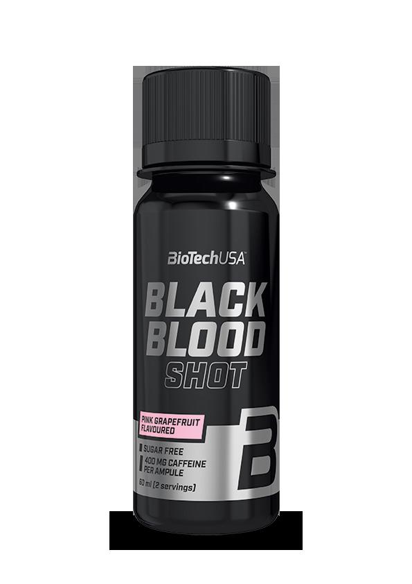 BioTech USA Black Blood Shot 60 ml