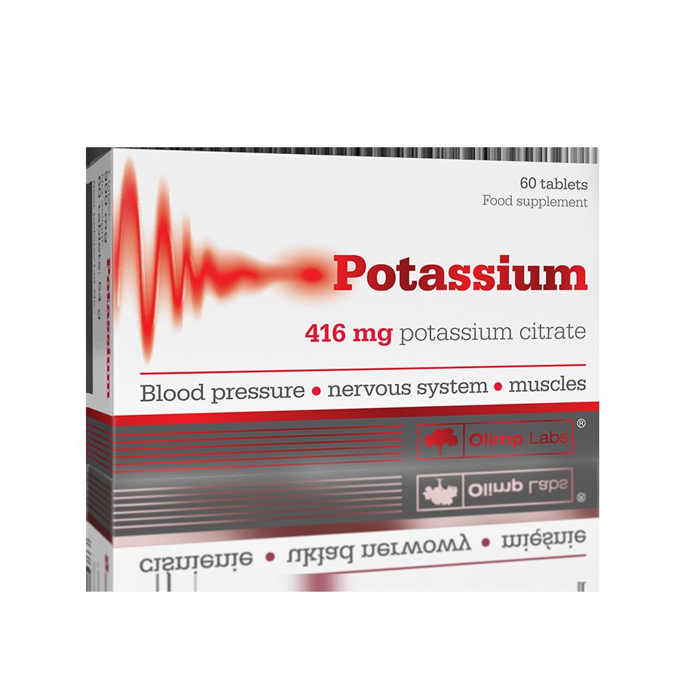 Olimp Sport Nutrition Kálium (Potassium) 60 tab.