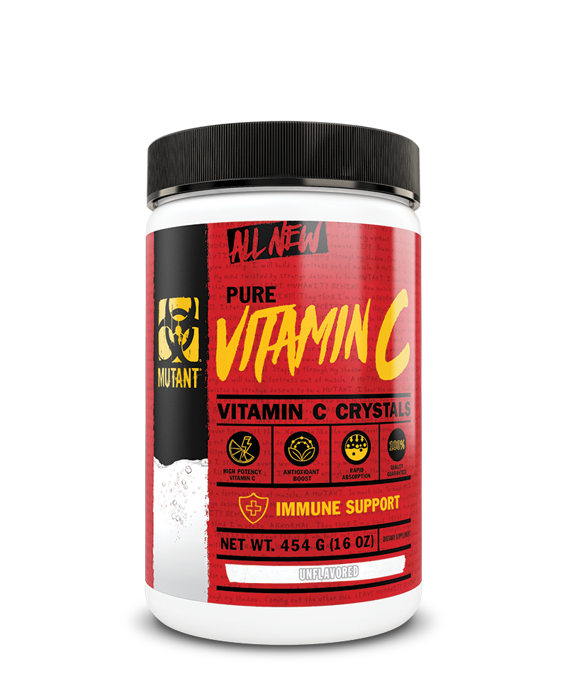 Mutant Pure Vitamin C Crystals 454 gr.