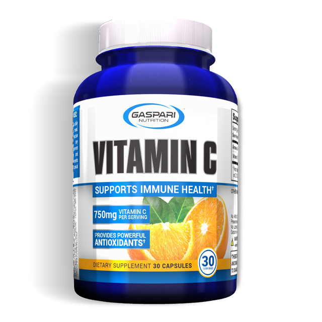 Gaspari Nutrition Vitamin C 30 kap.