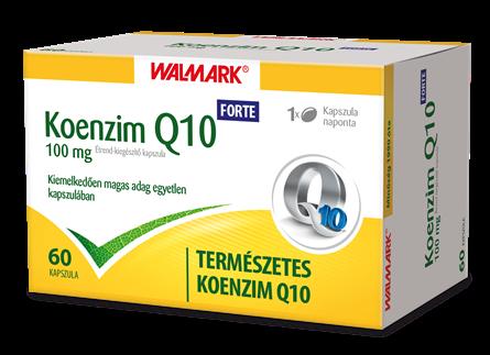 Walmark Koenzim Q10 Forte 100 mg 60 kap.