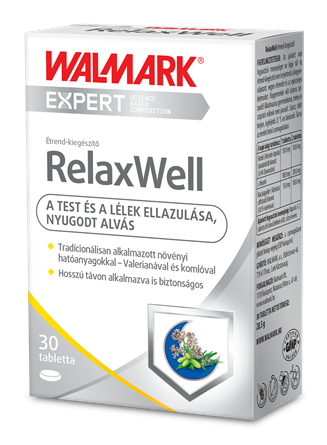 Walmark RelaxWell 30 tab.