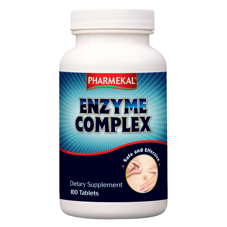 Pharmekal Enzyme Complex  100 tab.