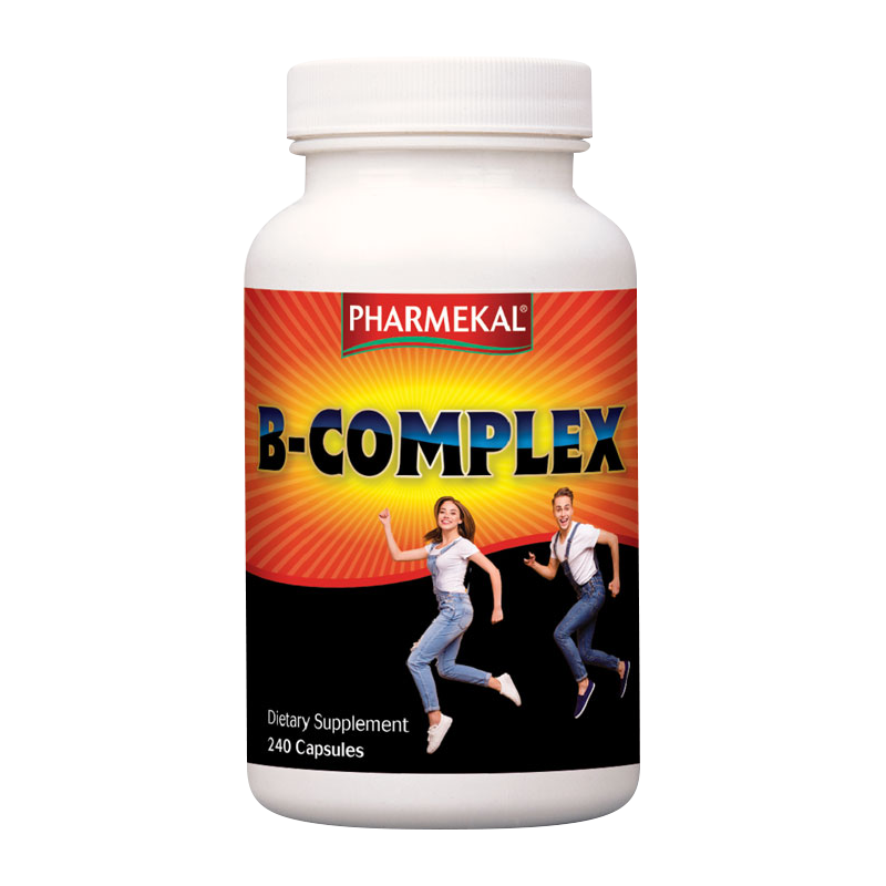 Pharmekal B-Complex 240 kap.