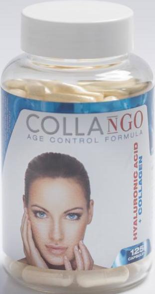 MHN Sport Collango Hyaluronic Acid + Collagen 125 kap.