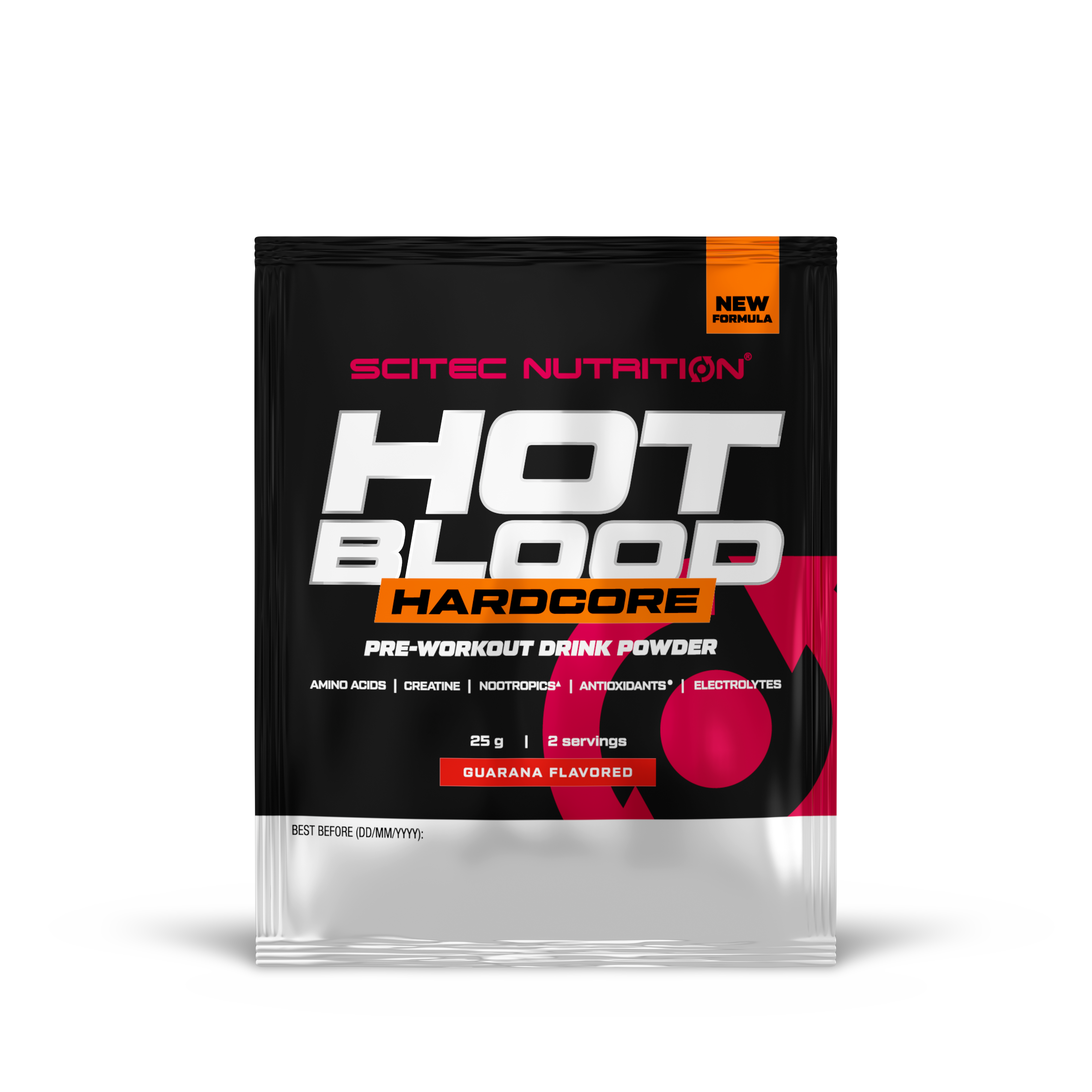 Scitec Nutrition Hot Blood Hardcore 25 gr.