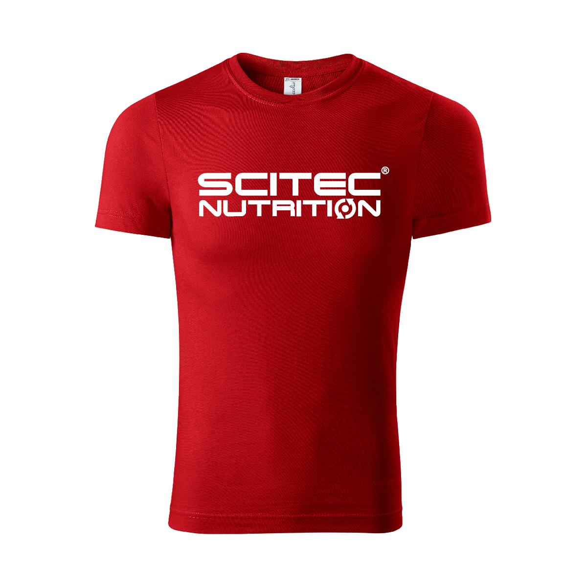 Scitec Nutrition Basic Scitec Nutrition férfi póló