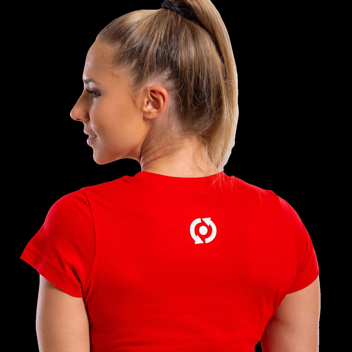 Scitec Nutrition Basic Scitec Nutrition női póló