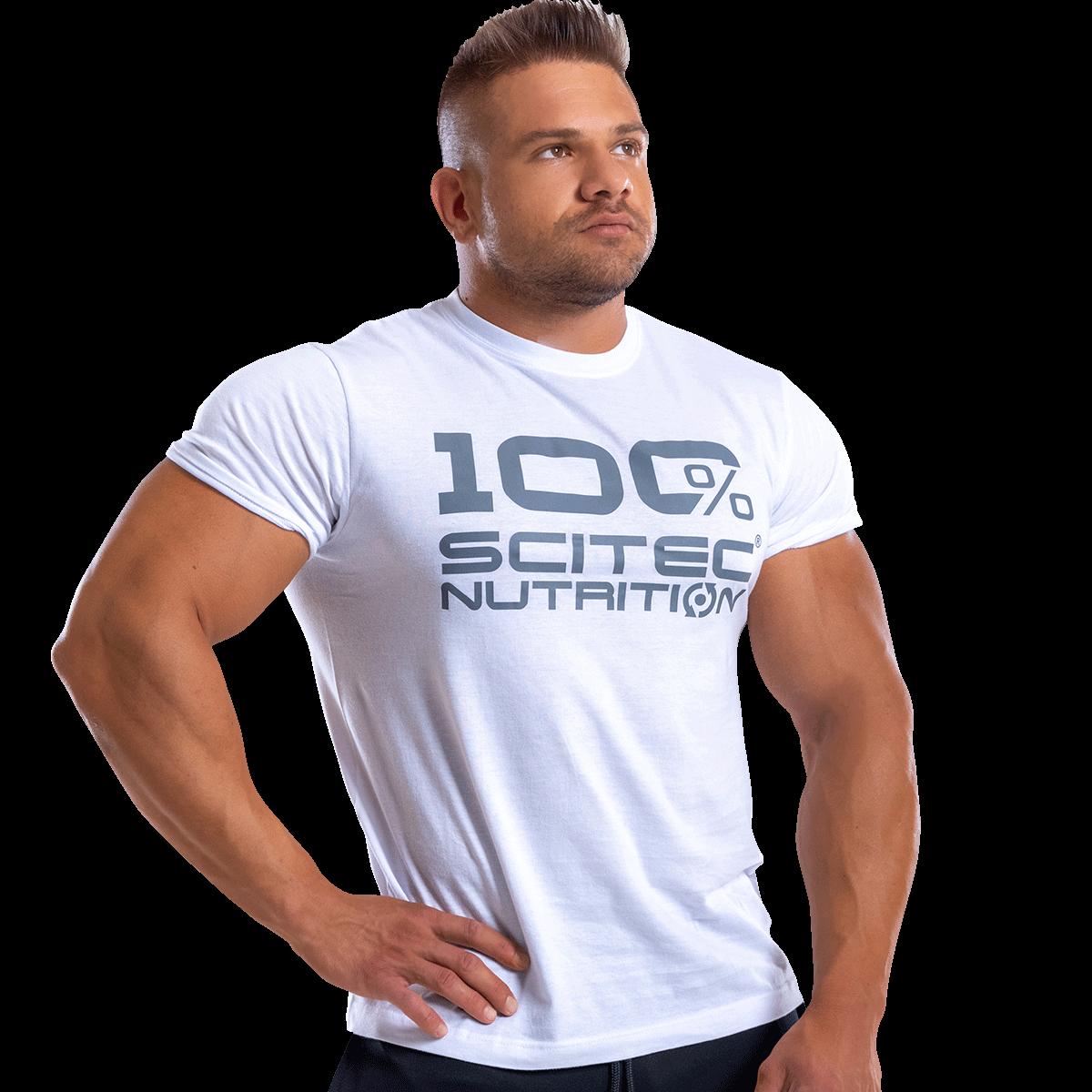 Scitec Nutrition 100% Scitec Nutrition férfi póló