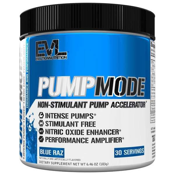 Evlution Nutrition Pump Mode 183 gr.