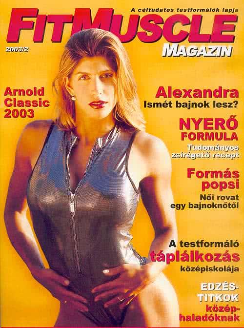 Könyvek/Magazinok FitMuscle - 2. szám - 2003. május
