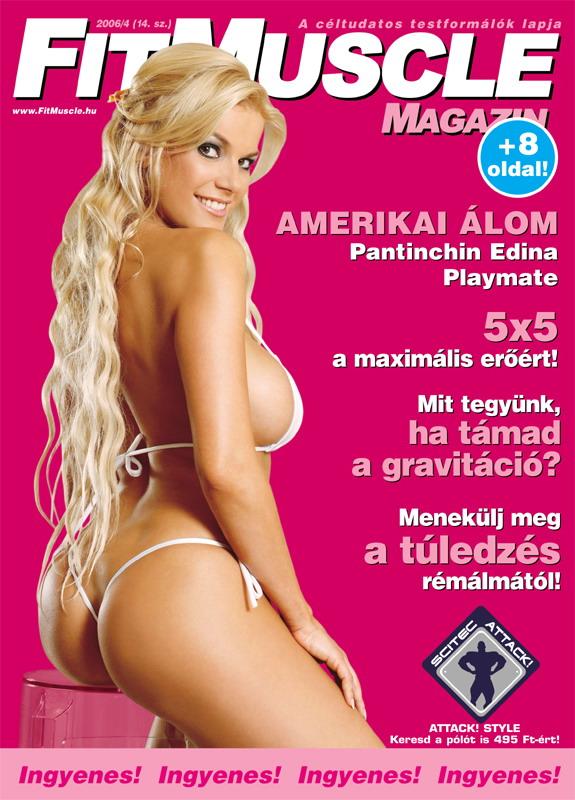 Könyvek/Magazinok FitMuscle - 14. szám