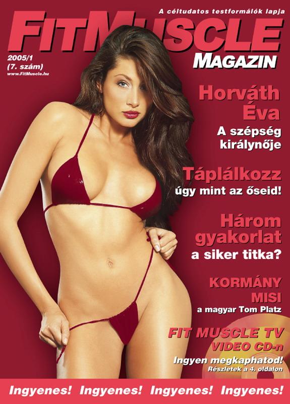Könyvek/Magazinok FitMuscle - 7. szám