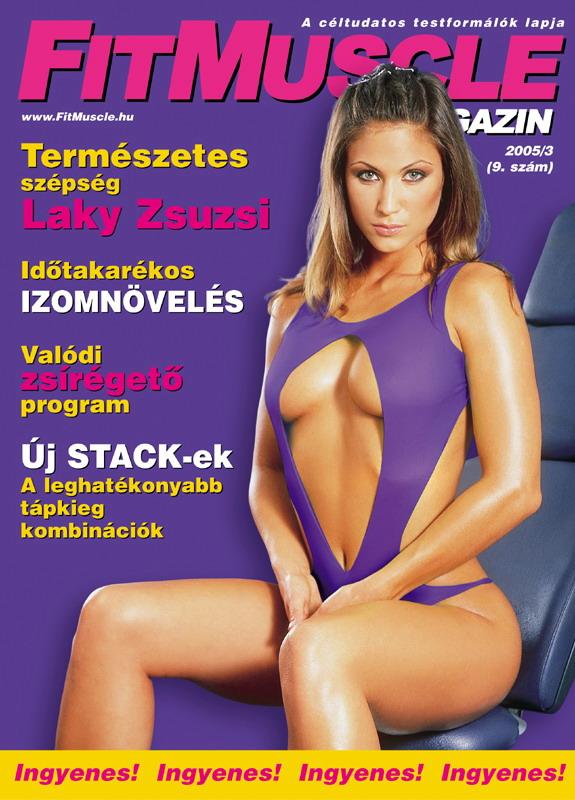 Könyvek/Magazinok FitMuscle - 9. szám