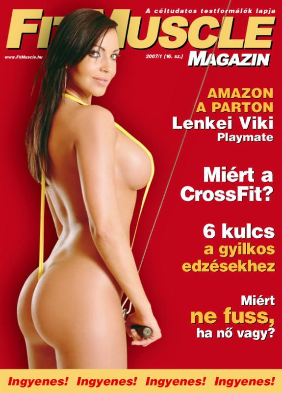 Könyvek/Magazinok FitMuscle - 16. szám
