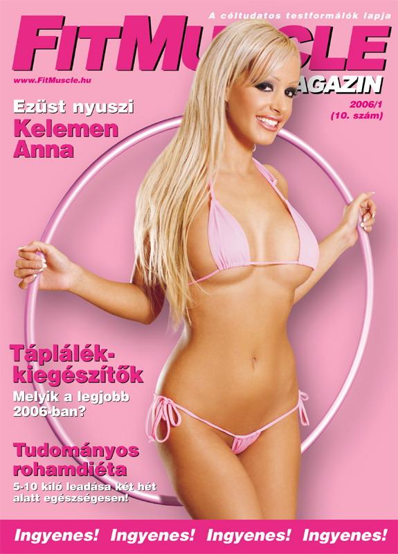 Könyvek/Magazinok FitMuscle - 10. szám