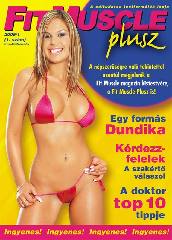 Könyvek/Magazinok FitMuscle - Fit Muscle Plusz - 1.