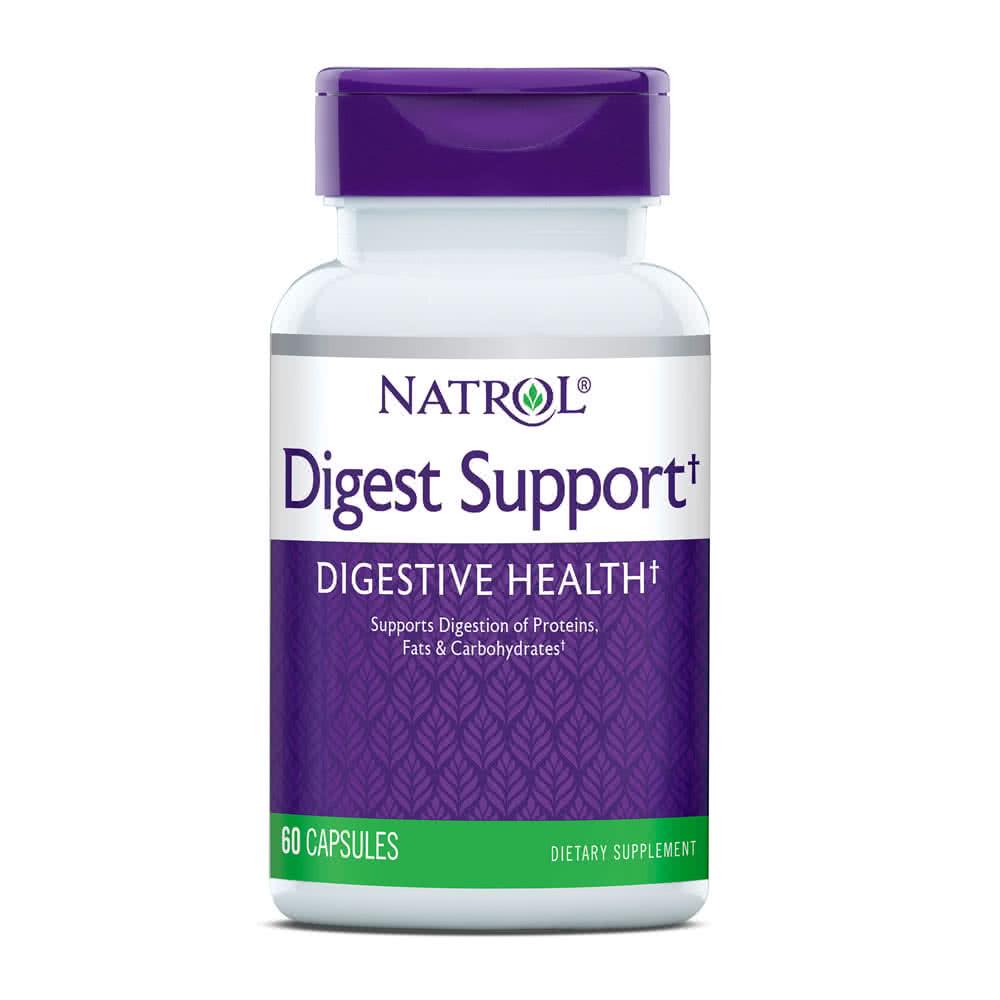 Natrol Digest Support 60 kap.