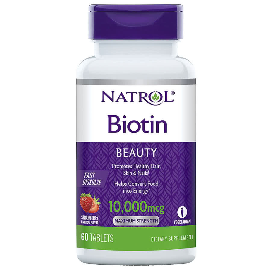 Natrol Biotin (1000 mcg) 100 tab.