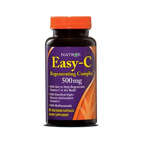 Natrol Easy-C Regenerating Complex 60 tab.