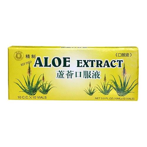 Dr. Chen Patika Aloe Extract (ampullás) 10 amp.