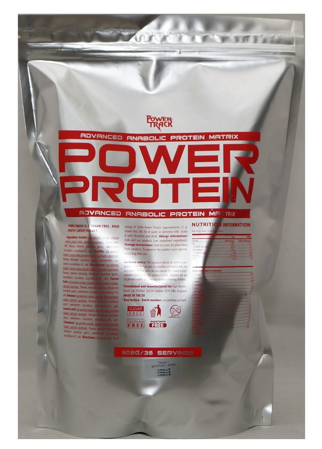 PowerTrack Power Protein 0,908 kg