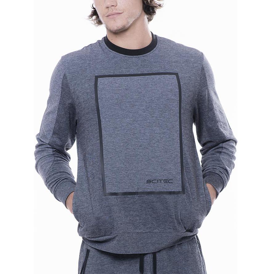 Scitec Nutrition Fyn férfi kereknyakú pulóver