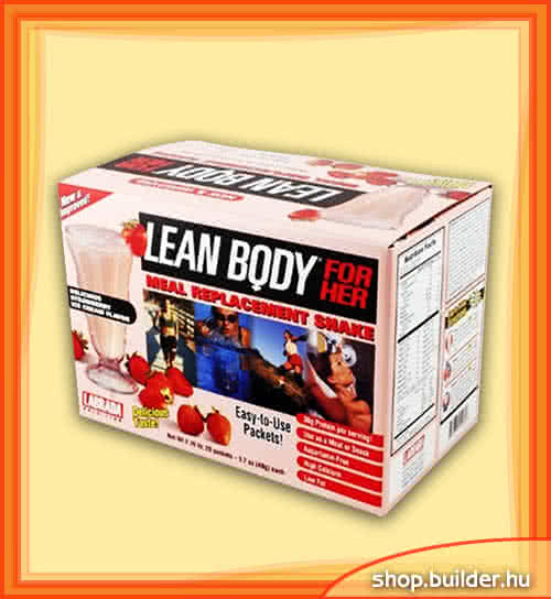 Labrada Nutrition Lean Body for Her 20x49 g