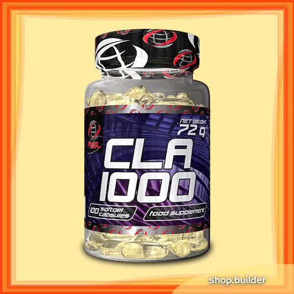 AllSports Labs CLA 1000 100 kap.