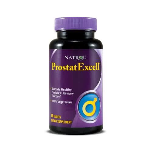 Natrol ProstatExcell 60 tab.