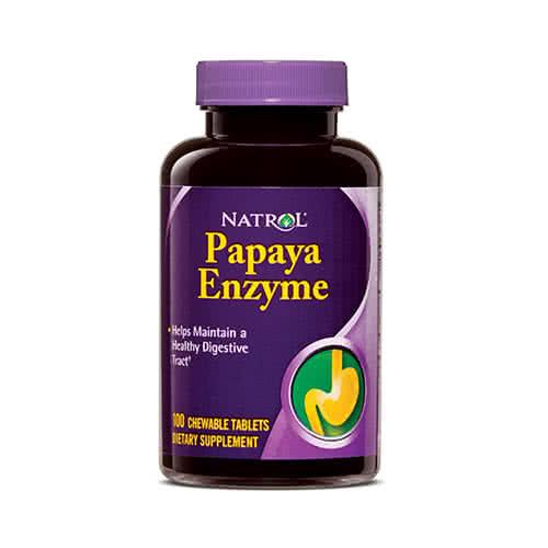 Natrol Papaya Enzyme 100 r.t.