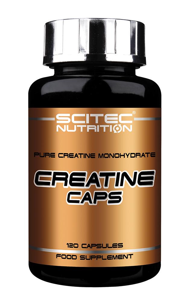 Scitec Nutrition Creatine Caps 120 kap.