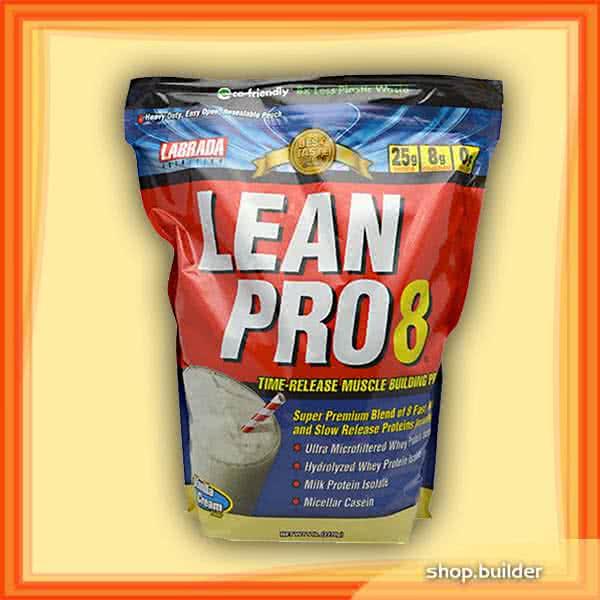 Labrada Nutrition Lean Pro-8 2,27 kg