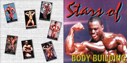 Body.Builder Stars Of Bodybuilding Video-CD
