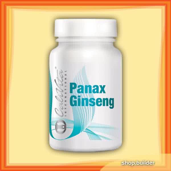 Calivita International Panax Ginseng 100 tab.