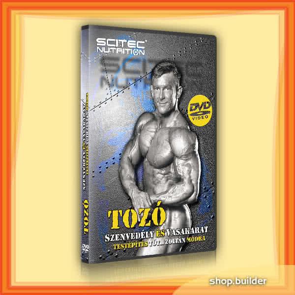Body.Builder Tozó: Szenvedély és Vasakarat DVD