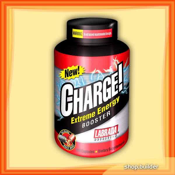 Labrada Nutrition Charge 120 kap.