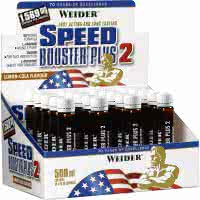 Weider Nutrition Speed Booster Plus 2 Ampulles (20 amp.)