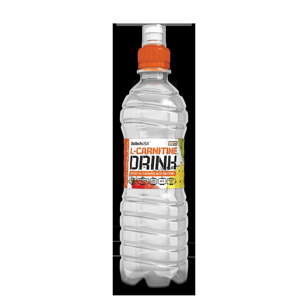 BioTech USA L-carnitine Drink 500 ml