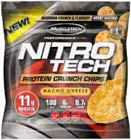 MuscleTech Nitro-Tech Protein Crunch Chips  (25 gr.)