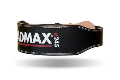 Mad Max Bőr súlyemelőöv (Full Leather)